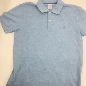 Brooks Brothers Mens 1818 Slim Fit Polo Size Large